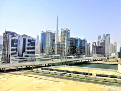 Burj+Canal View | Furnished Studio | Best Price