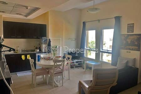 Studio for Sale in Remraam, Dubai - Great ROI income | well Maintained | Large Studio