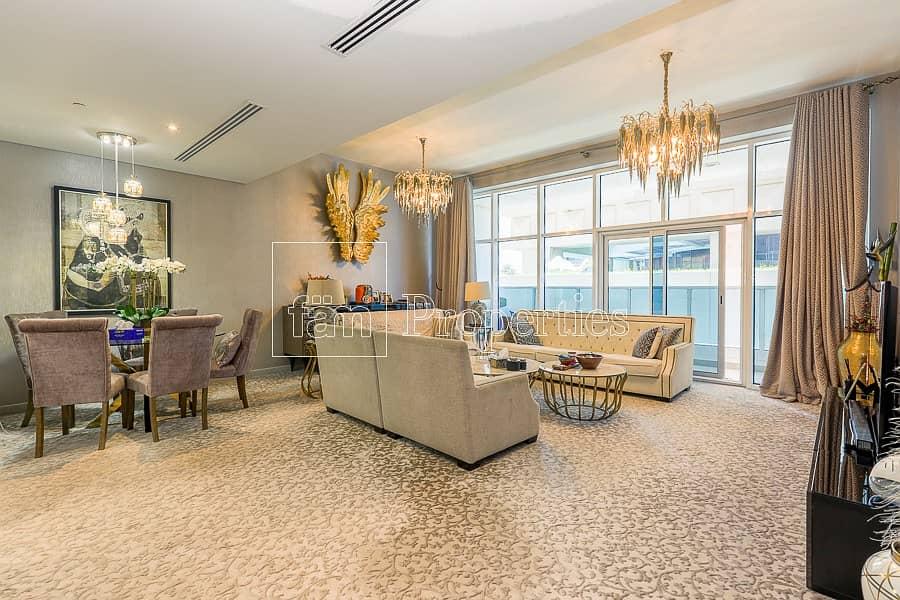 2 Fully Furnished | Elegant Furnisture | Maid Room