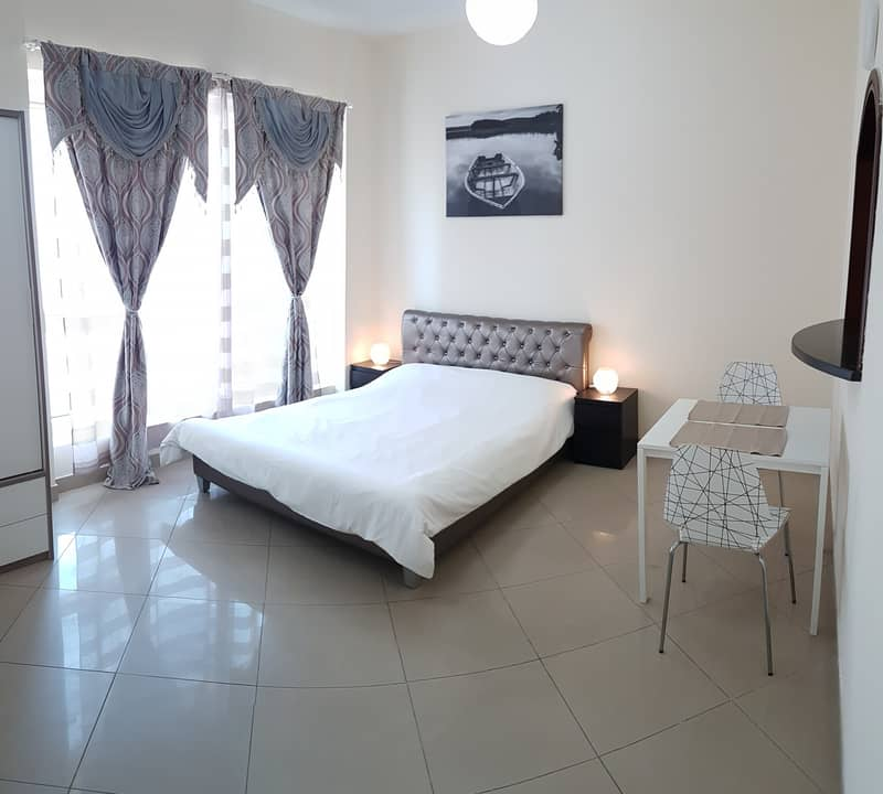 No Commission | Bills Included | Nice Studio located at Icon Tower (Cluster M)