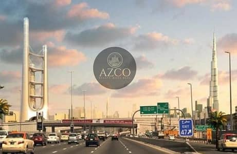 Freehold Residential G + 8 installment for 3 years without interest Parallel to Sheikh Zayed Road in Al Satwa Dubai