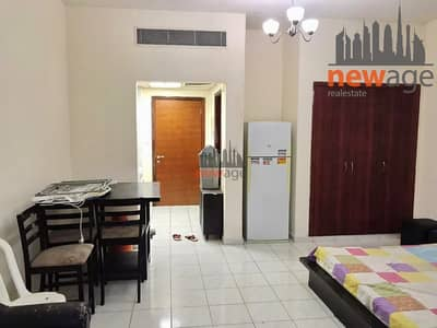 Studio for Rent in International City, Dubai - STUDIO Furnished  in England Cluster Y21