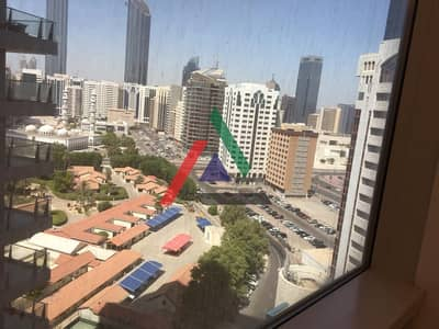 2 Bedroom Flat for Rent in Corniche Road, Abu Dhabi - SEA VIEW APARTMENT FOR RENT ALONG WITH CORNICE IN KHALIDIYA