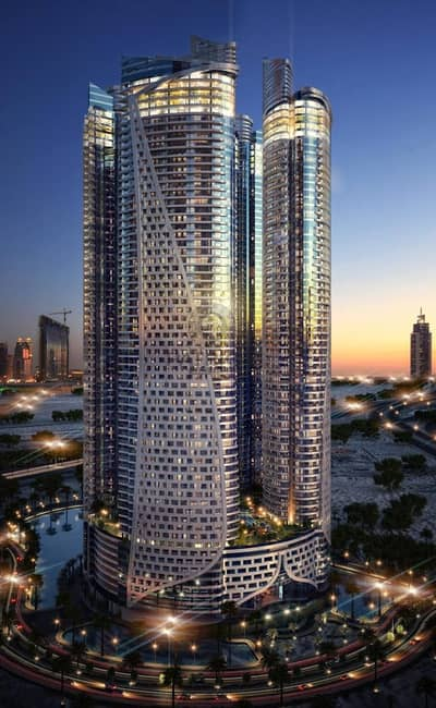 2 Bedroom Apartment for Sale in Business Bay, Dubai - Fully Furnished | Brand New | Pool View