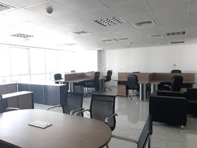 Fully Furnished  Office with Open Layout | JBC 2 | JLT