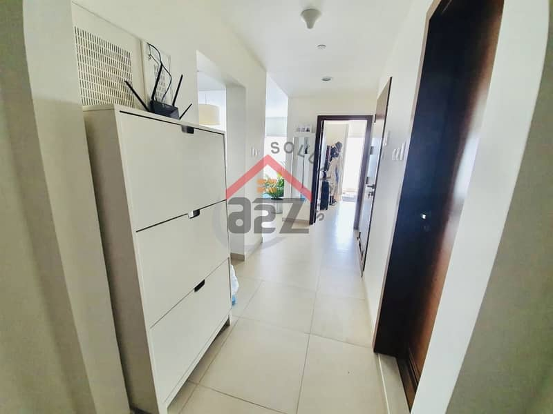 35 Furnished 1 BR in Gate Tower