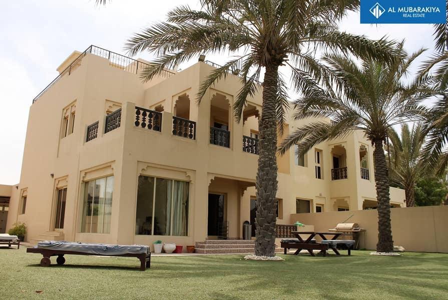 Fantastic 4 BR Duplex  For Sale - Al Hamra Village
