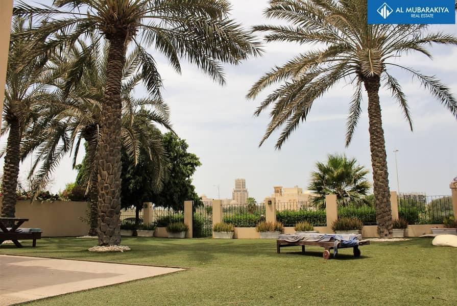 2 Fantastic 4 BR Duplex  For Sale - Al Hamra Village