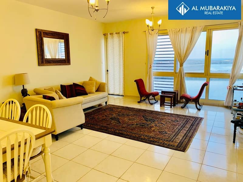18 Lagoon View - 2BR - Fully Furnished Apt. For Sale