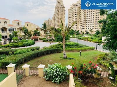 2 Bedroom Townhouse for Rent in Al Hamra Village, Ras Al Khaimah - Townhouse | Type C For Rent |Community View