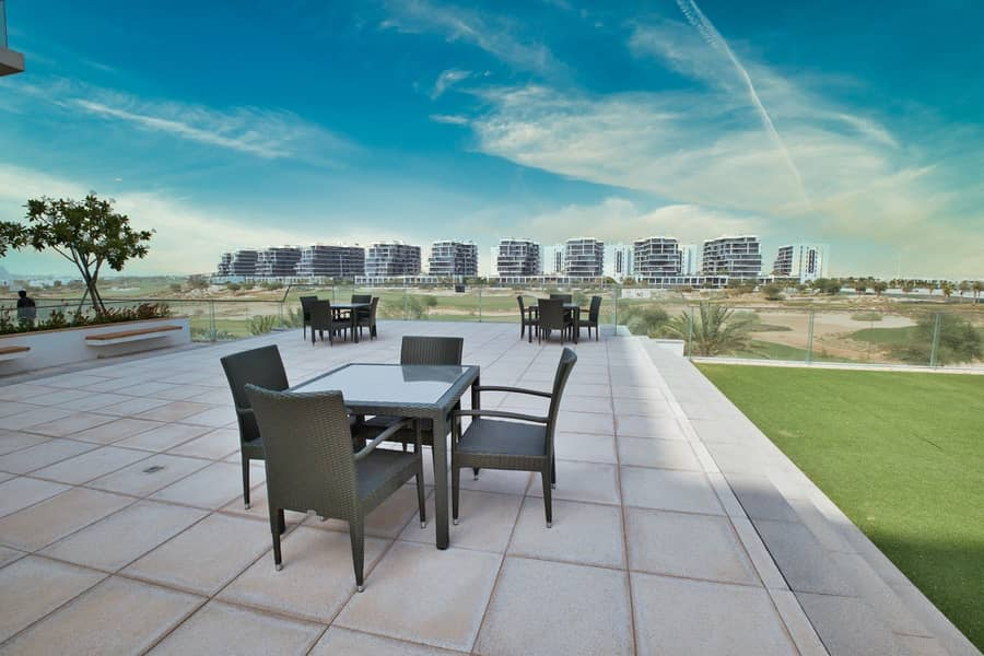18 Golf view   Close to supermarkets   1-month free
