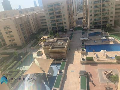 2 Bedroom Apartment for Rent in The Greens, Dubai - Superb | Well Kept 2BHK | Partial Pool View