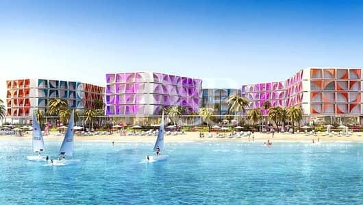 فلیٹ 1 غرفة نوم للبيع في جزر العالم، دبي - LUXURY 1 BED WITH SEA VIEWS | 10% NET | BEACHFRONT