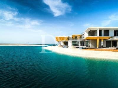 فیلا 5 غرف نوم للبيع في جزر العالم، دبي - LUXURY FURNISHED VILLA ON THE ISLAND|PRIVATE BEACH