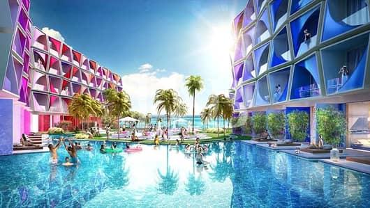 استوديو  للبيع في جزر العالم، دبي - LUXURY BEACH HOTEL | 10% NET INCOME | UNIQUE VIEWS