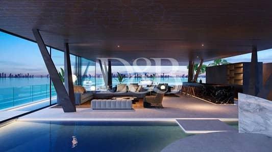 شقة 1 غرفة نوم للبيع في جزر العالم، دبي - LUXURY RESORT WITH 10% NET INCOME | PRIVATE BEACH