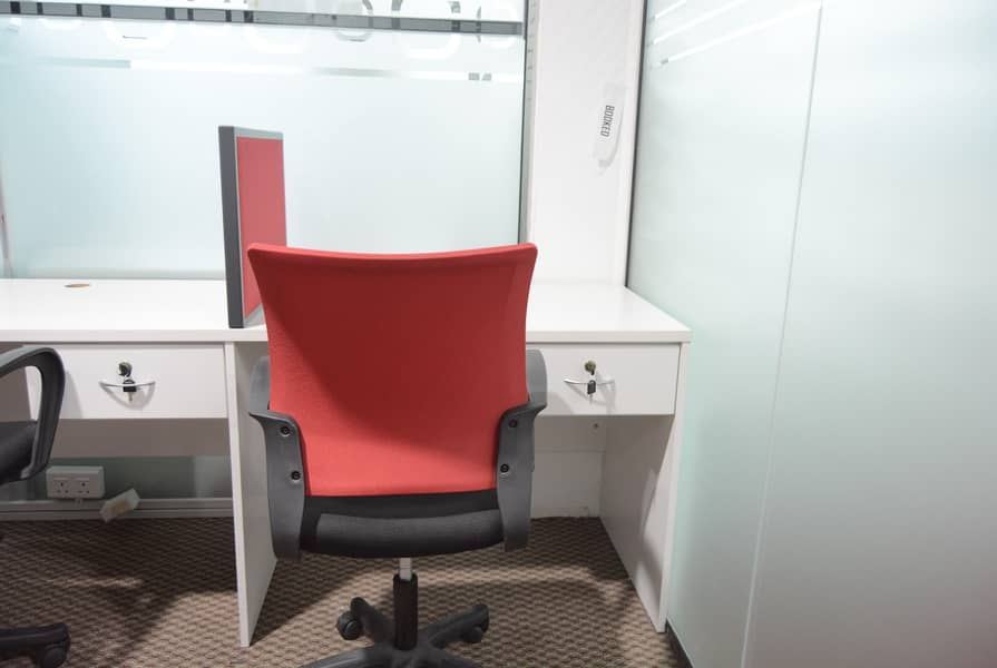 2 Work station spaces for any type of business