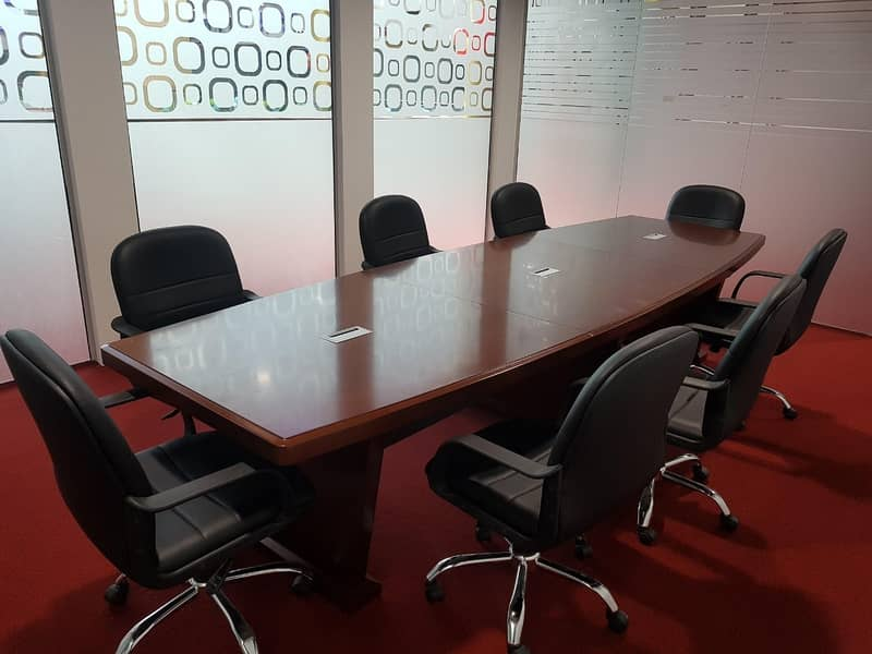 Work station spaces for any type of business