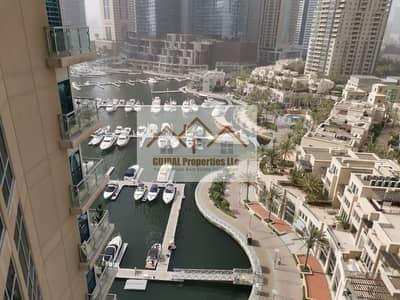1 Bedroom Apartment for Rent in Dubai Marina, Dubai - Best Price Offer | Partial Marina View | 80K