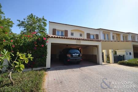 4 Bedroom Townhouse for Sale in Motor City, Dubai - Corner Plot | Facing The Park | 4 Bedrooms