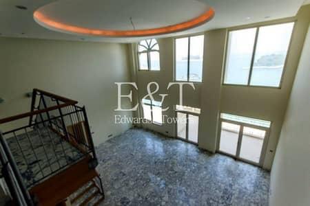 بنتهاوس 4 غرف نوم للايجار في نخلة جميرا، دبي - 4 Bed penthouse