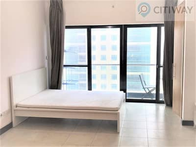 Studio for Rent in Jumeirah Lake Towers (JLT), Dubai - Special Offer | Studio in JLT | Furnished with Balcony