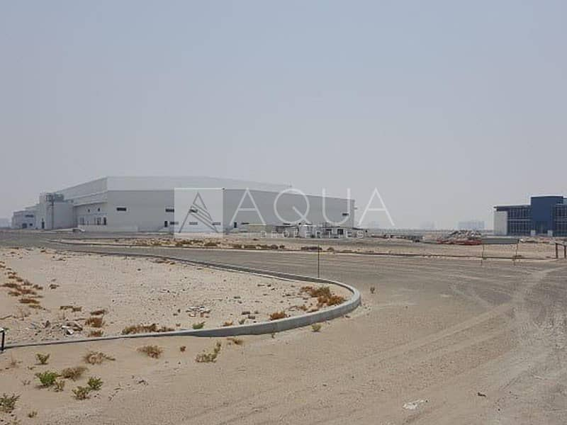 10 Brand New Warehouse | DIC | Insulated Unit