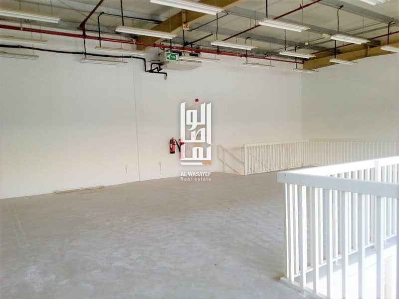 17 TAX FREE WELL MAINTAINED WAREHOUSE NEAR METRO AND SHEIKH ZAYED ROAD