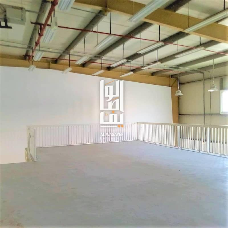 2 TAX FREE WELL MAINTAINED WAREHOUSE NEAR METRO AND SHEIKH ZAYED ROAD