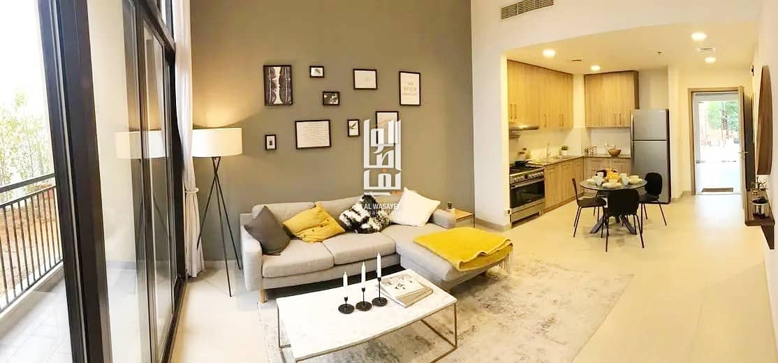 1BR in Dubai!! Pay 75k only and Move in! 90% Pay over 5yrs!