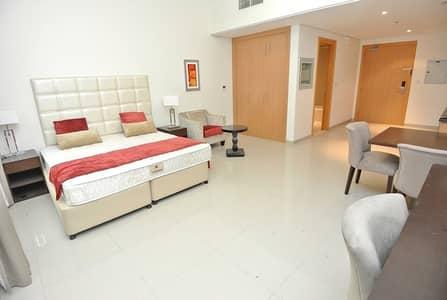 استوديو  للايجار في أرجان، دبي - شقة في لينكولن بارك أرجان 26000 درهم - 4661854