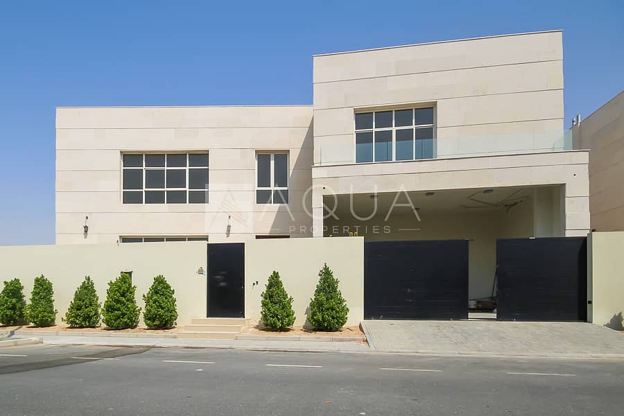 GCC Only | Modern Villa | Private Pool | Elevator