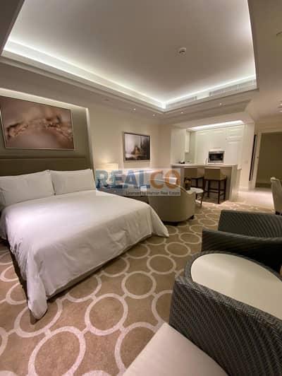استوديو  للايجار في وسط مدينة دبي، دبي - Sea & DIFC View I High Floor I Bills All Inclusive