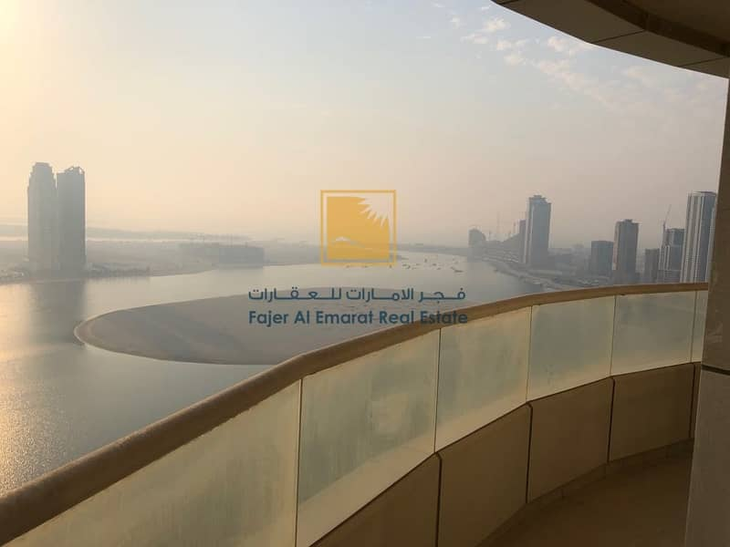 THREE BEDROOM FOR SALE IN SHARJAH AL KHAN ASAS TOWER