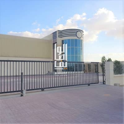 BRAND NEW FACTORY AVAILABLE NEAR THE AIR DUBAI INDUSTRIAL CITY