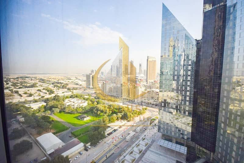 1 Bedroom | Central Park DIFC - Zabeel View