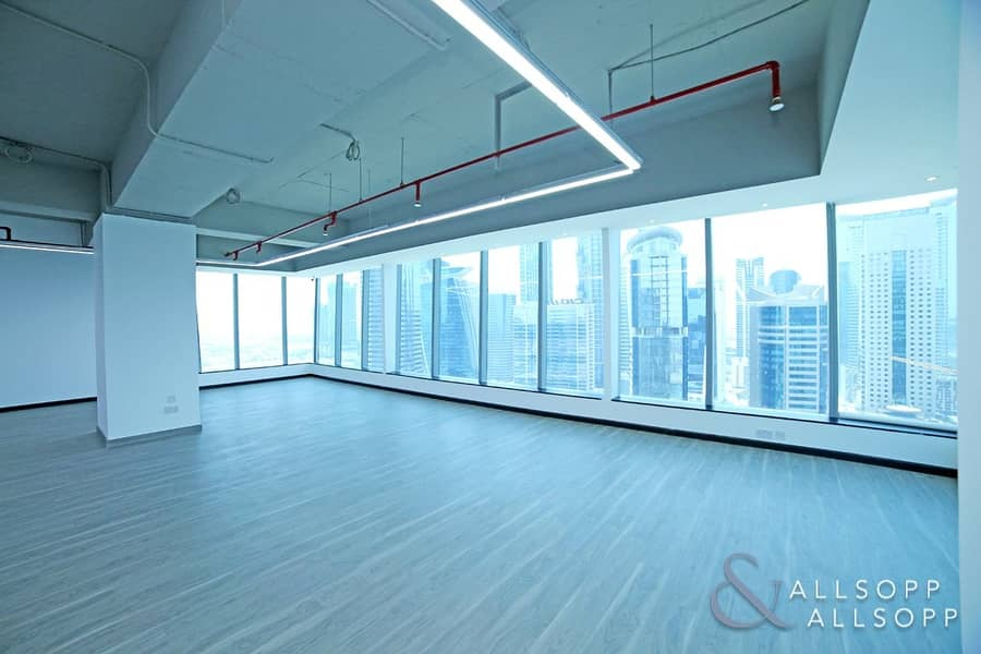 2 Fitted Office | High Floor | Vacant Office