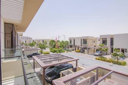 فیلا 3 غرف نوم للايجار في داماك هيلز (أكويا من داماك)، دبي - TH-M | Vacant 3 BR+M Villa | Great Atmosphere