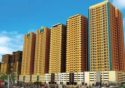 2 Bedroom Flat for Rent in Emirates City, Ajman - Two bedrooms in Paradise lake tower -B9, Emirates city