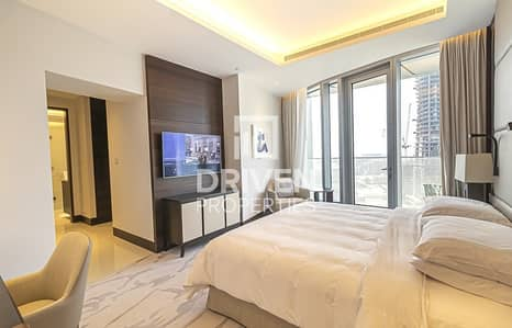 Lovely 3 Bed Apartment in Downtown Dubai