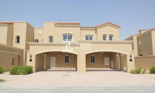 3 Bedroom Townhouse for Sale in Serena, Dubai - Single Row Type C Ready Unit