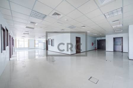 Office for Rent in Barsha Heights (Tecom), Dubai - Fitted | Partitions | 3 Parking | 2334 sqft