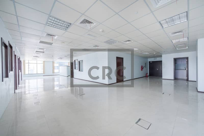 Fitted | Partitions | 3 Parking | 2334 sqft