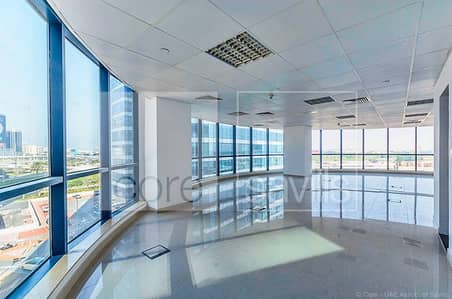 Fitted Office For Rent | Jumeirah Bay X2