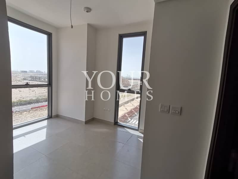 2 SM | Spacious 2 Bed+Maid room With Huge Balcony | Dania 4