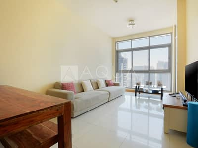 Spacious 1 Bedroom | Marina View | Chiller Free