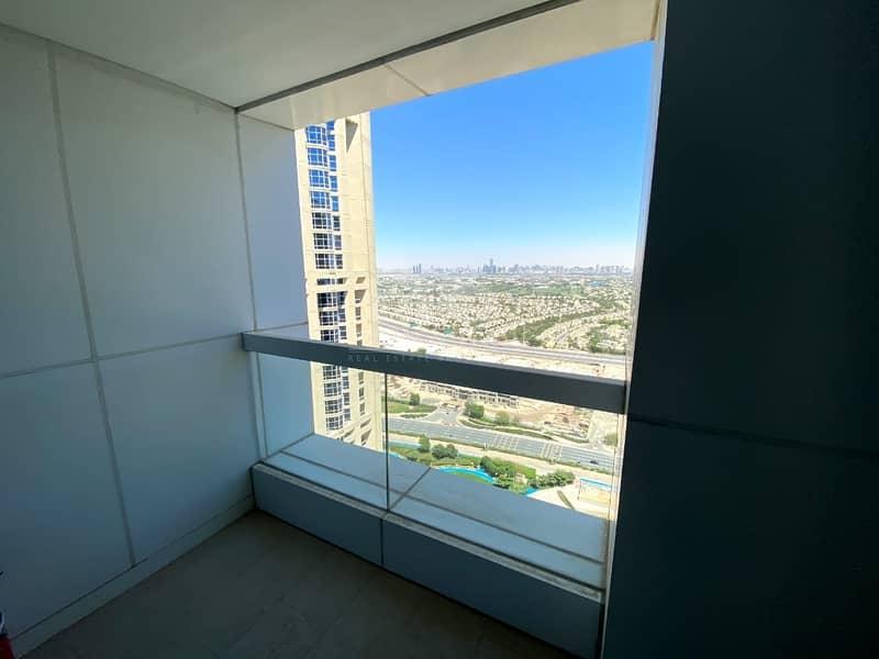 Elegant 1 bedroom in Saba tower 3 park view