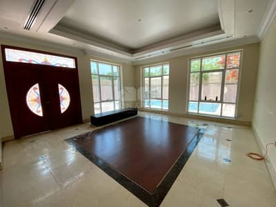 5 Bedroom Villa for Rent in Al Khawaneej, Dubai - Large plot Luxury 5 Bed Villa with Private Pool