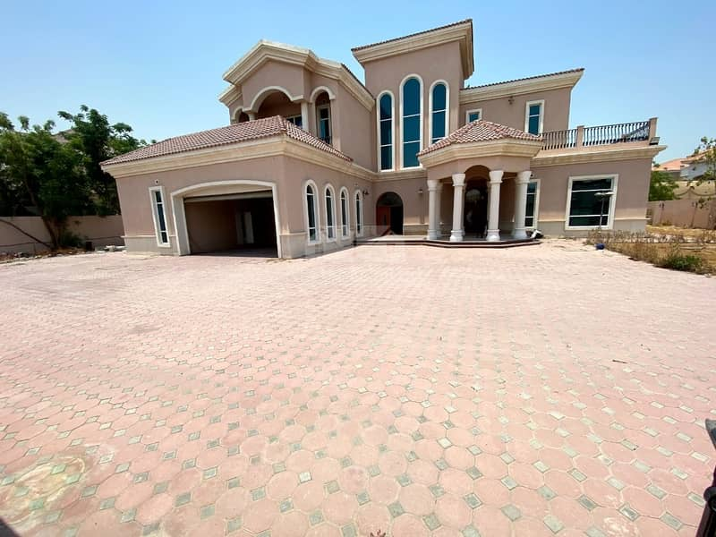 13 Large plot Luxury 5 Bed Villa with Private Pool
