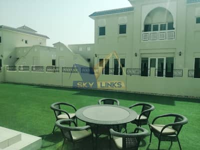 4 Bedroom Villa for Sale in Jumeirah Village Circle (JVC), Dubai - Well Maintained  4BR+Maid Villa With Big Garden | JVC